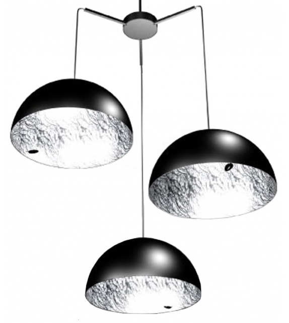 Catellani&Smith Stchu-Moon 02 Chandelier