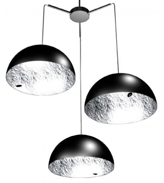 Stchu-Moon 02 Chandelier Lampadario Catellani&Smith