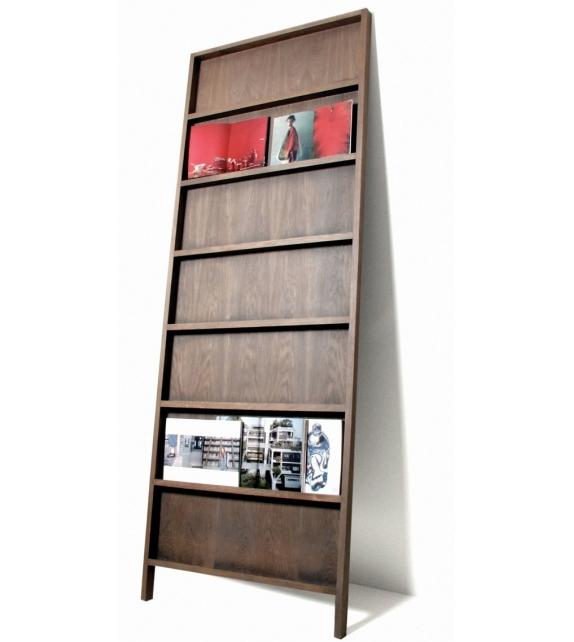 Oblique Bücherregal Moooi
