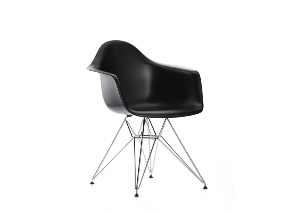 Eames plastic armchair dar sessel milia shop for Eames sessel