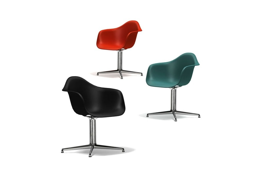 eames plastic armchair dal vitra milia shop. Black Bedroom Furniture Sets. Home Design Ideas