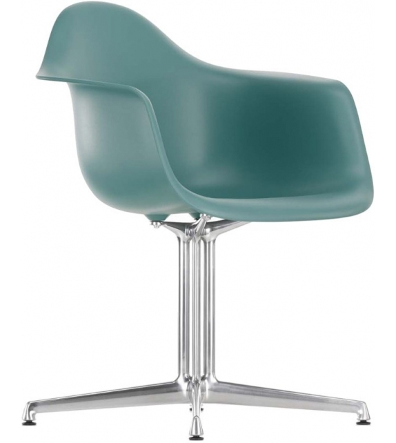 Eames plastic armchair dal vitra milia shop for Prix chaise eames vitra