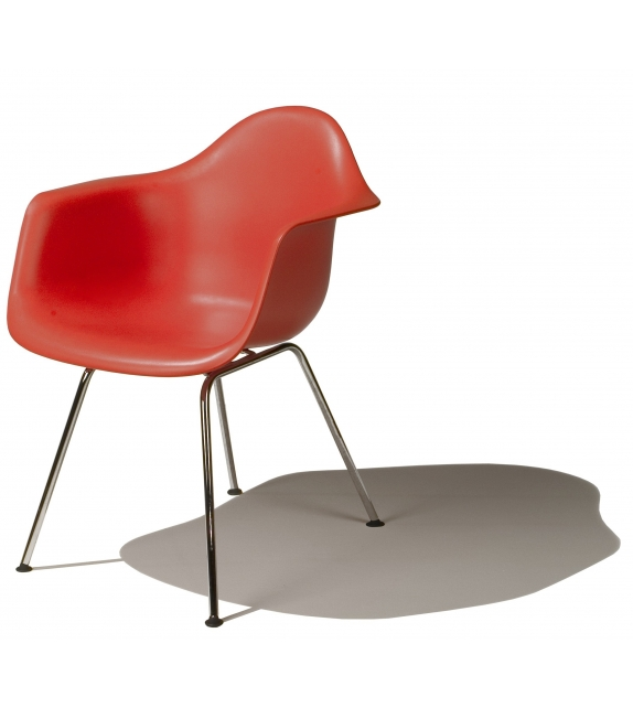Eames plastic armchair dax sessel vitra milia shop for Eames sessel