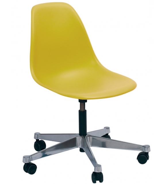 Eames Plastic Side Chair PSCC Stuhl Vitra