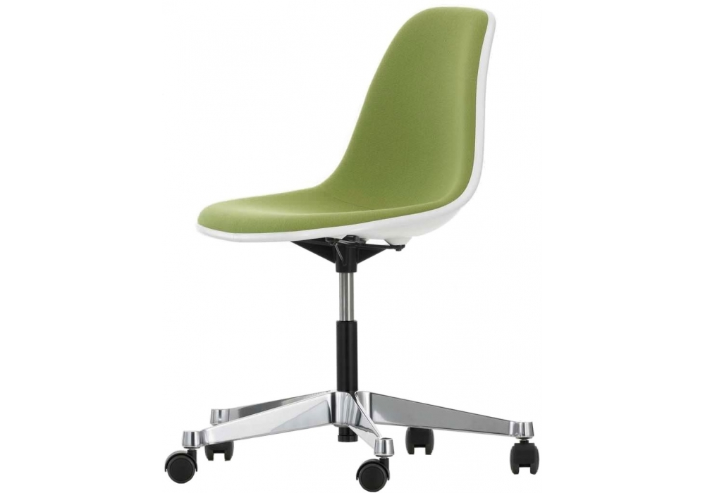 Eames plastic side chair pscc sedia imbottita vitra for Sedia design vitra