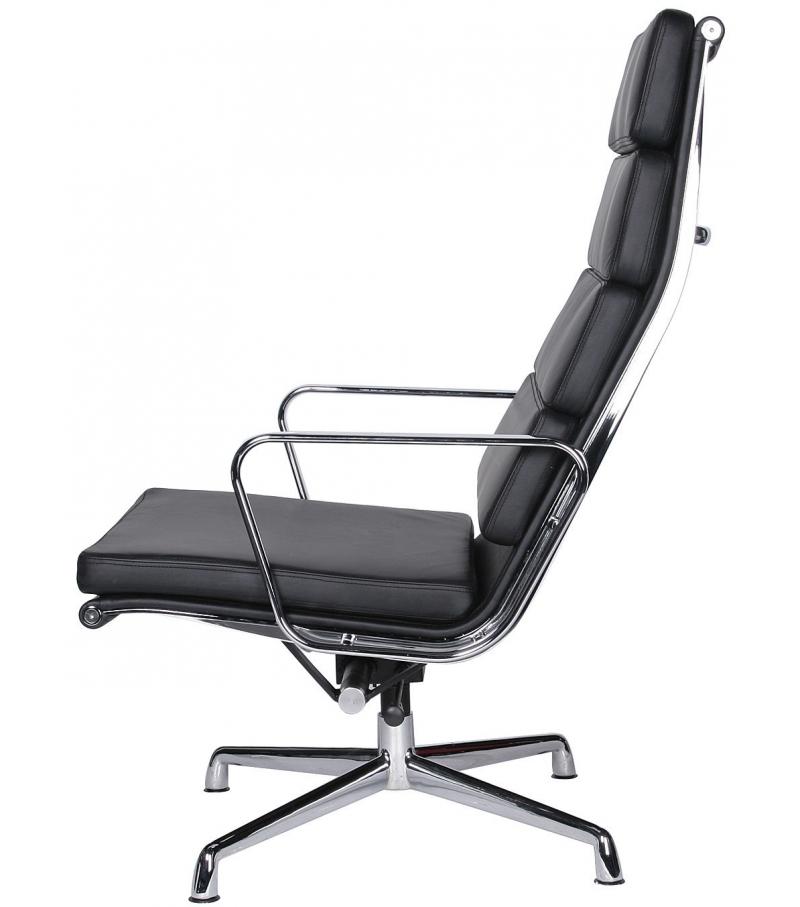 Soft pad chair ea 222 poltrona vitra milia shop for Poltrone vitra