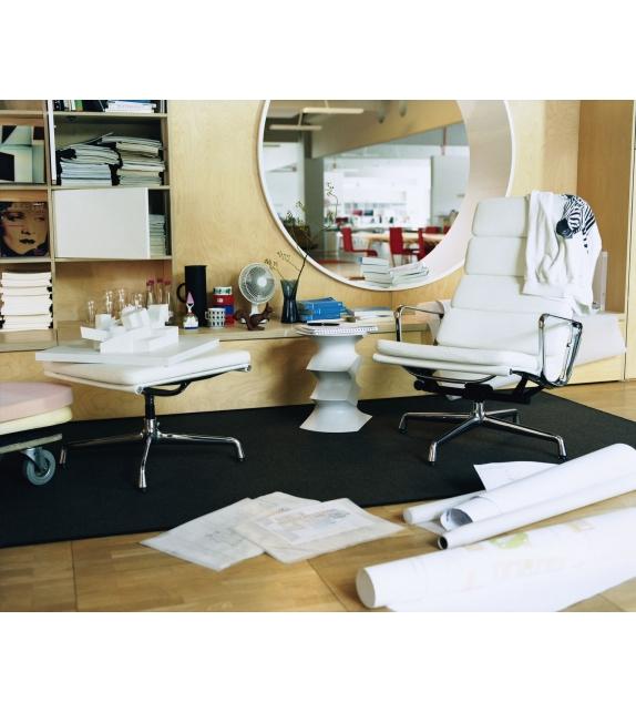 Soft Pad Chair EA 222 Armchair Vitra