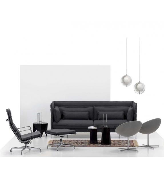 Soft Pad Chair EA 222 Sillòn Vitra