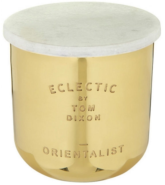 Eclectic Orientalist Candle Tom Dixon Candela
