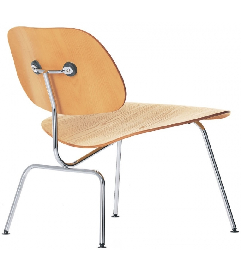 Plywood group lcm chair vitra milia shop for Charles ray eames reproduction