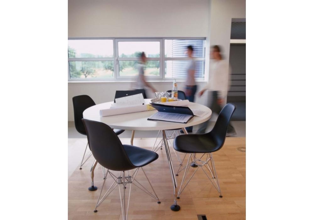 Eames Plastic Side Chair Dsr Stuhl Milia Shop