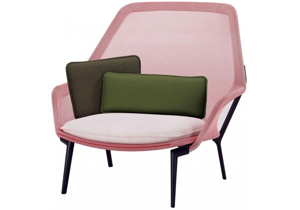 Slow chair armchair vitra