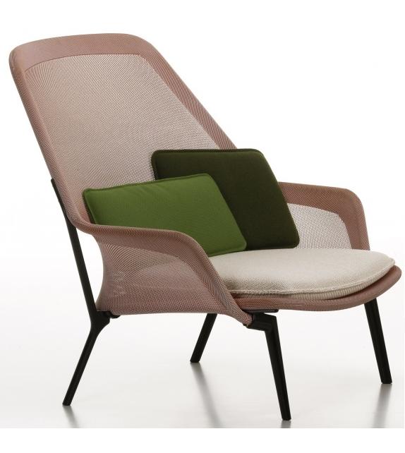 slow chair poltrona vitra milia shop. Black Bedroom Furniture Sets. Home Design Ideas