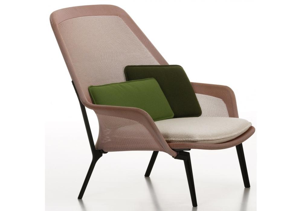 Slow chair poltrona vitra milia shop for Poltroncine outdoor