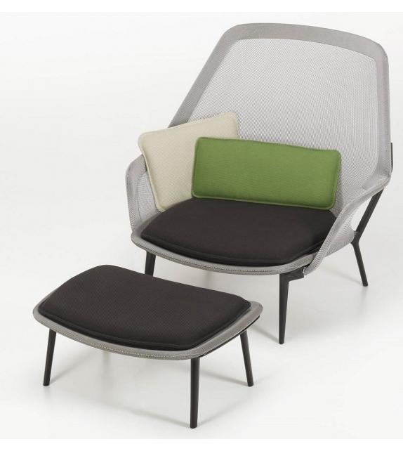 slow chair fauteuil vitra milia shop. Black Bedroom Furniture Sets. Home Design Ideas