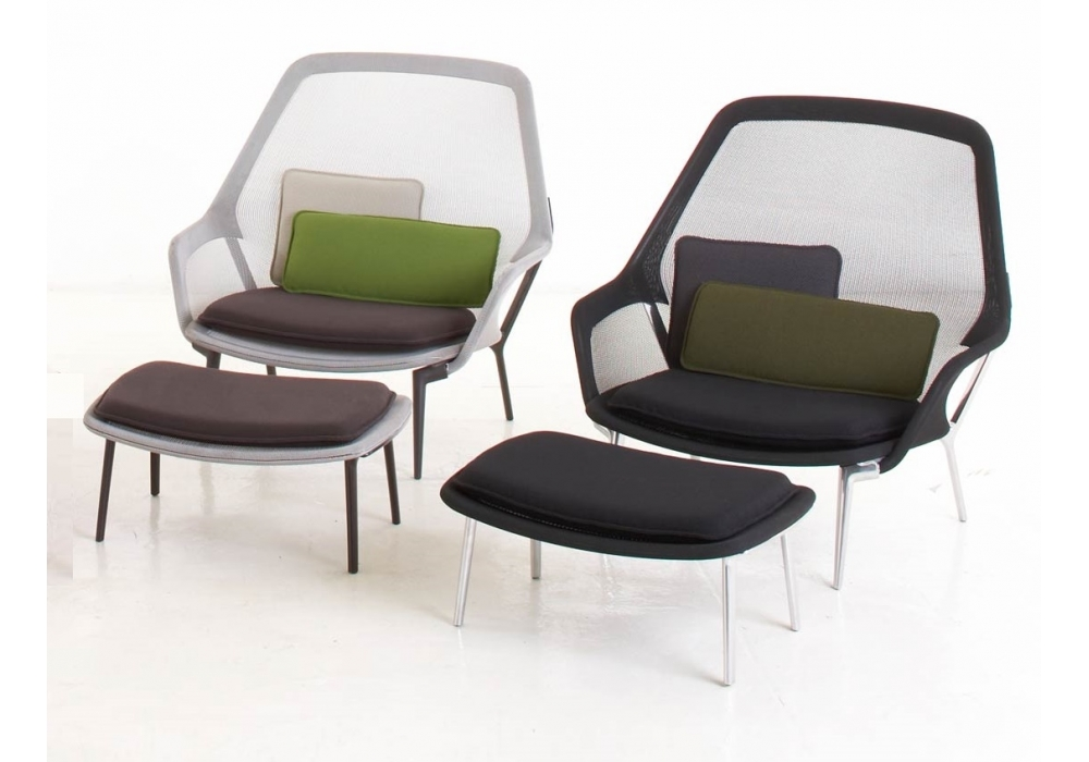 slow chair armchair vitra milia shop. Black Bedroom Furniture Sets. Home Design Ideas
