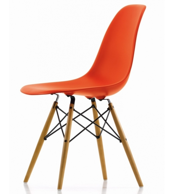Eames Plastic Side Chair DSW Stuhl Milia Shop