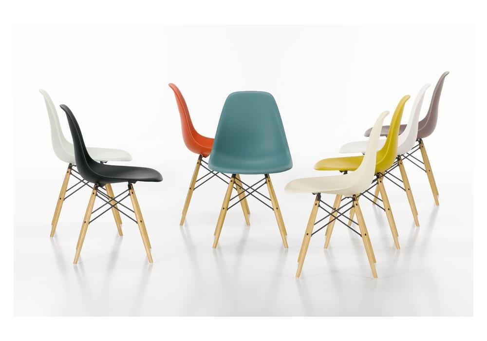 Eames Plastic Side Chair DSW Stuhl - Milia Shop