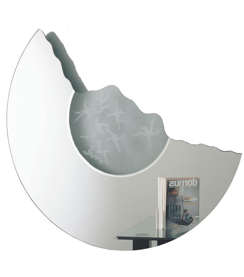 Scornice Specchio Glas Italia