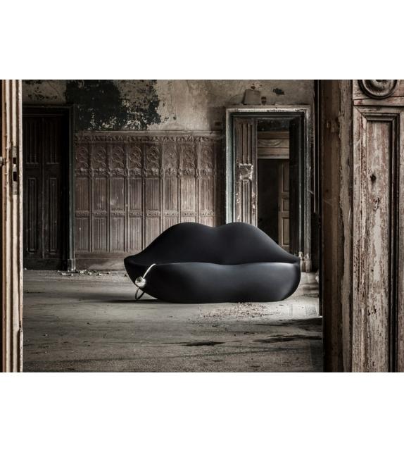 Gufram Sofa Dark Lady