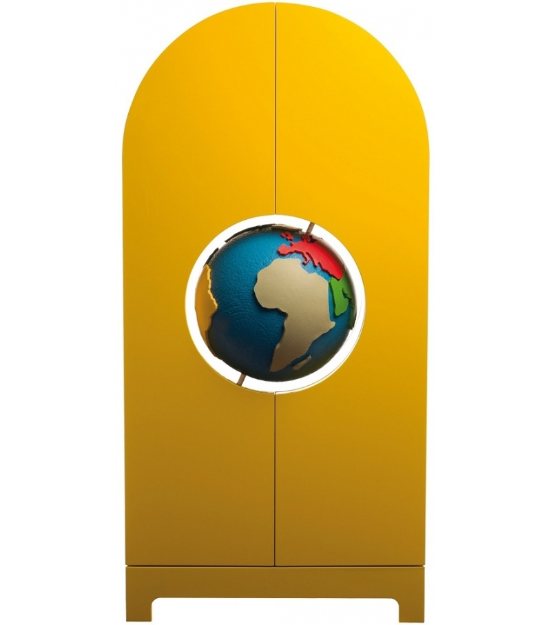 Globe Cabinet Gufram