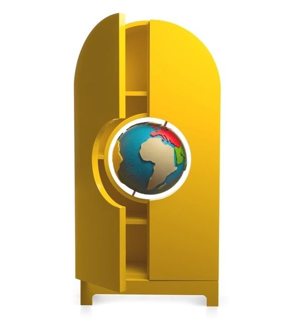 Globe Mobile Contenitore Gufram