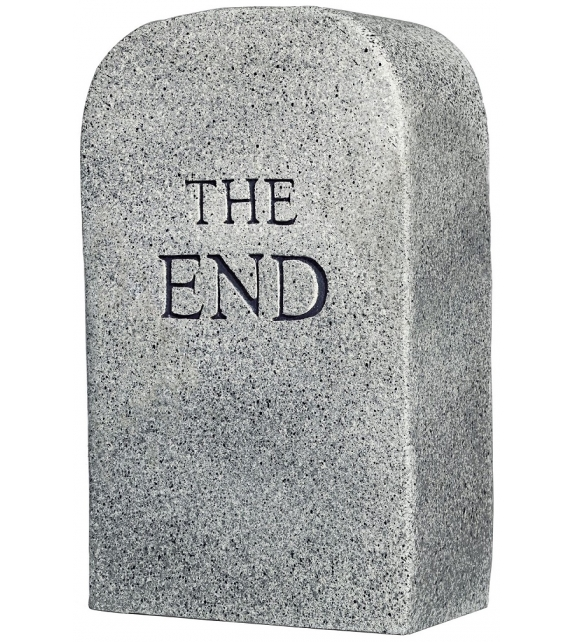 The End Gufram Pouf