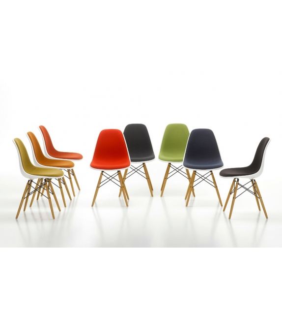 Eames plastic side chair DSW imb.