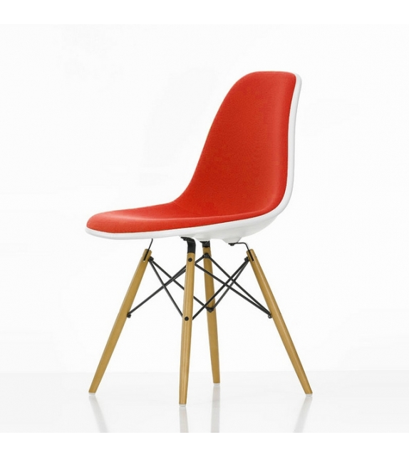 Eames plastic side chair DSR imb.