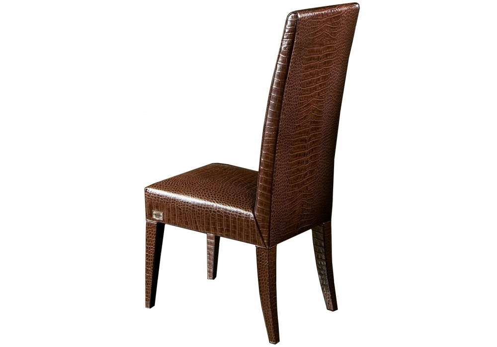 Queen High Chair With Covered Legs Rugiano