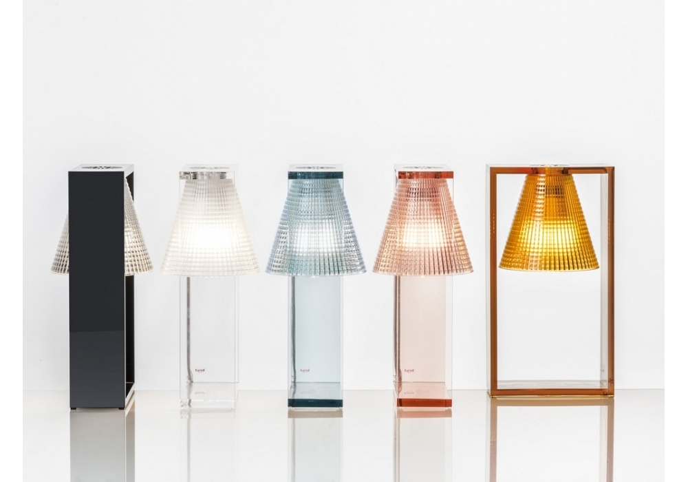 Light-Air Sculturata Lampada da Tavolo Kartell - Milia Shop