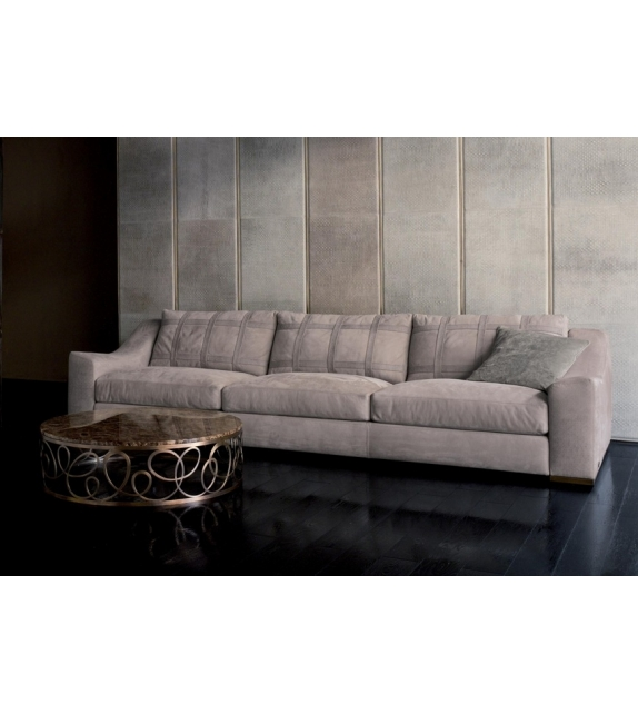 Charmant Golden Sofa Rugiano