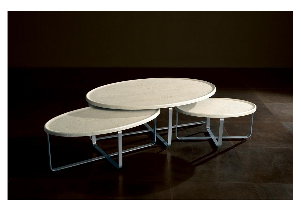 Egidio Coffee Table With Tray Top Rugiano