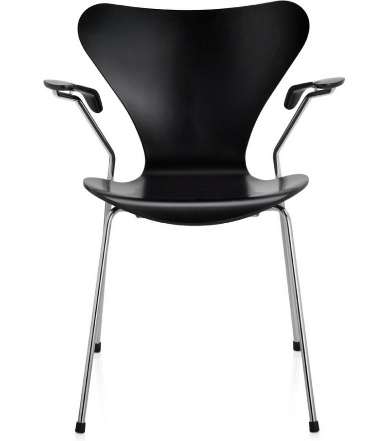 series 7 armchair fritz hansen milia shop. Black Bedroom Furniture Sets. Home Design Ideas