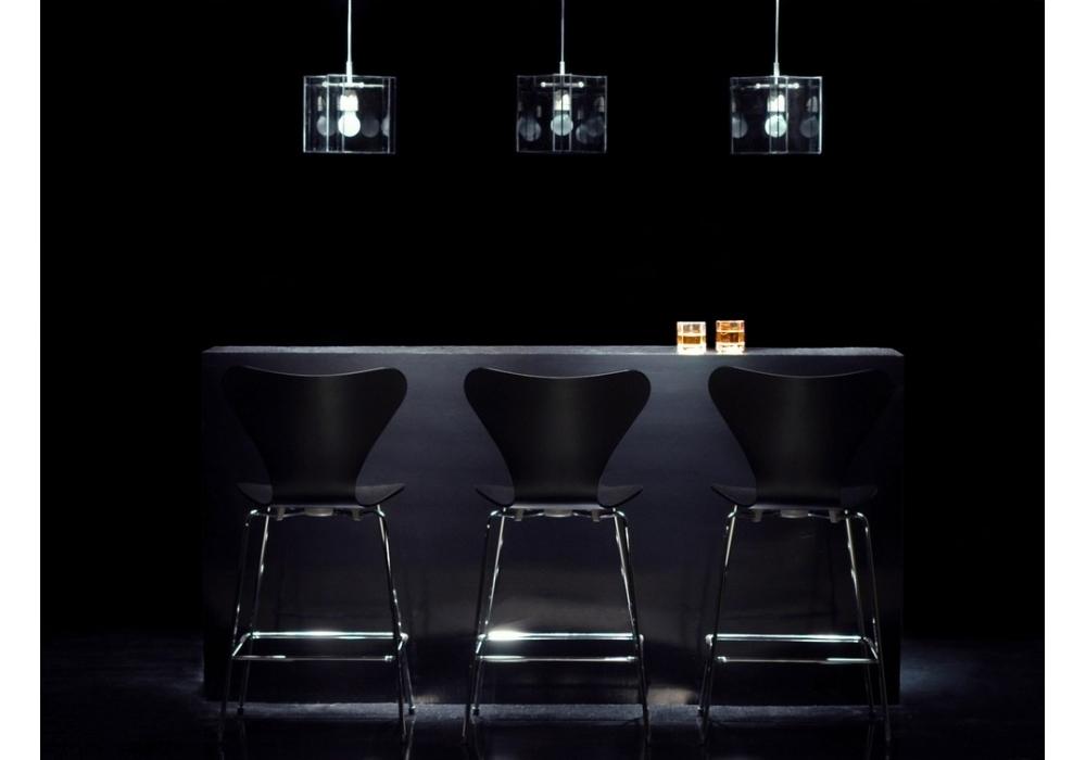 Series bar stool sgabello fritz hansen milia shop