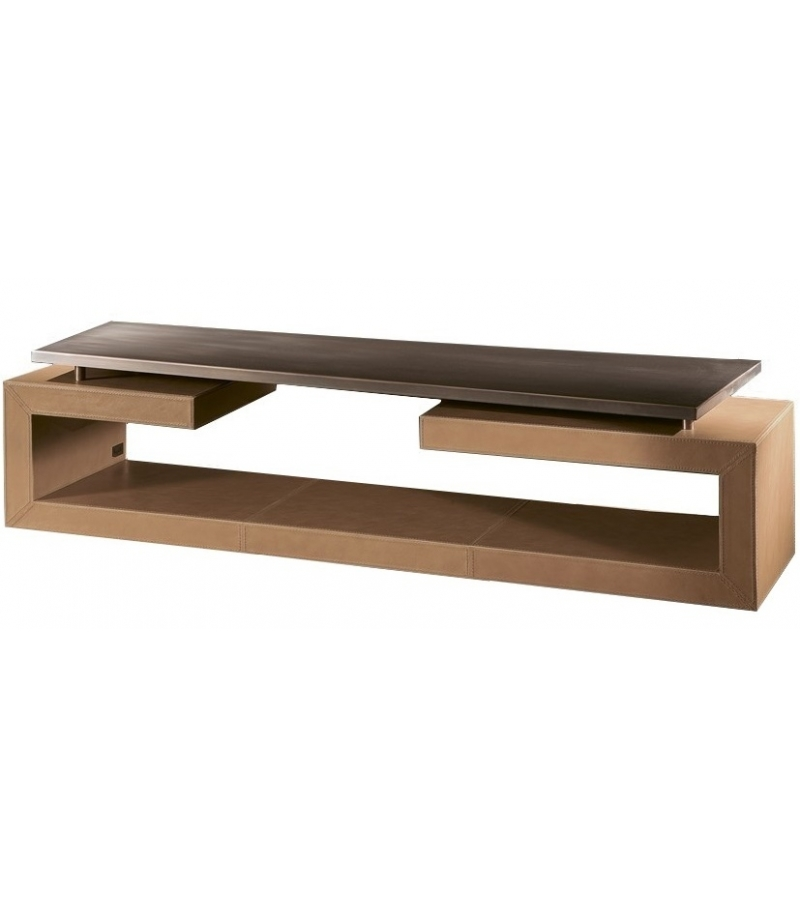Twins Rectangular Coffee Table Rugiano