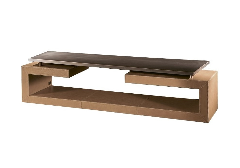 Twins Rectangular Coffee Table Rugiano Milia Shop