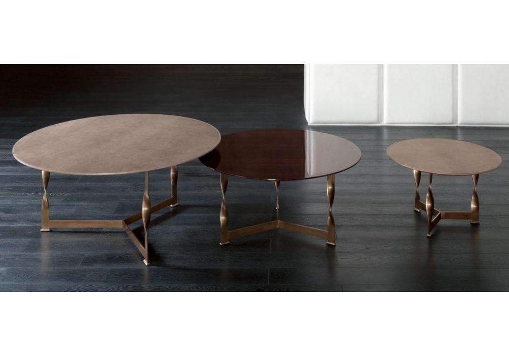 Pliet Round Coffee Table Rugiano Milia Shop