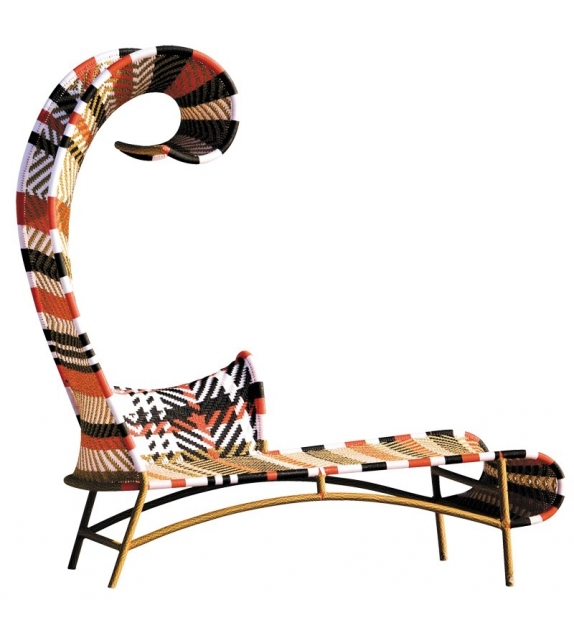 Shadowy Chaise Longue