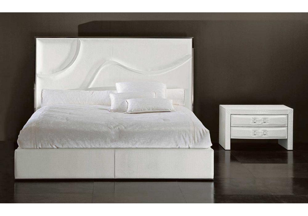 riflesso bed rugiano milia shop. Black Bedroom Furniture Sets. Home Design Ideas