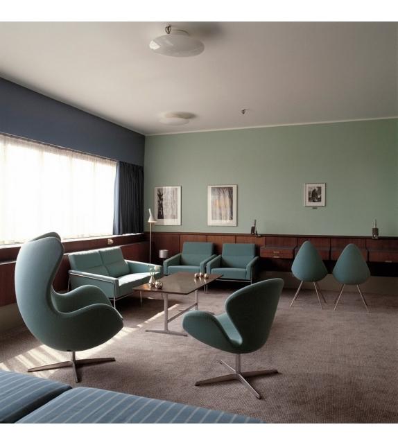 Egg Lounge Chair Fritz Hansen