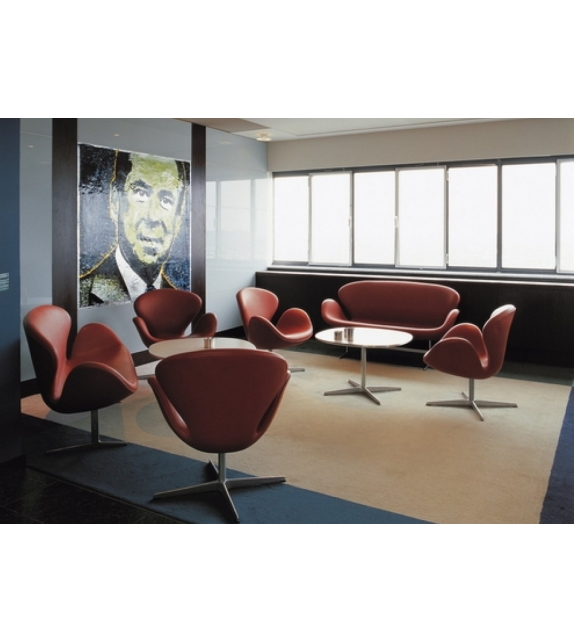 swan sessel fritz hansen milia shop. Black Bedroom Furniture Sets. Home Design Ideas