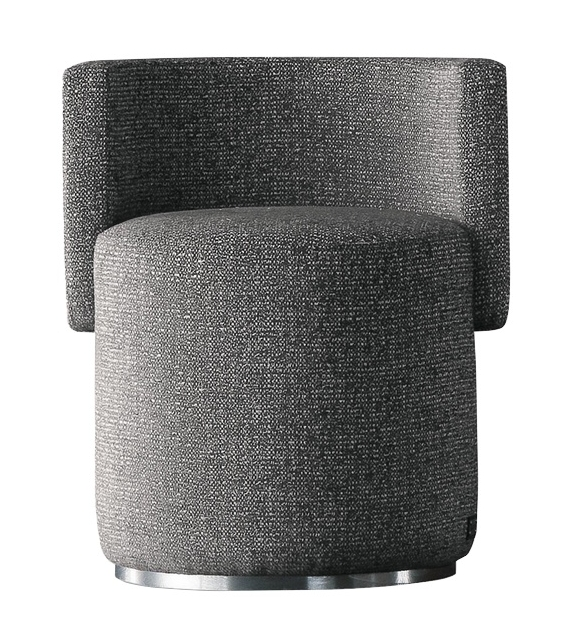 Love Seat Rugiano Pouf