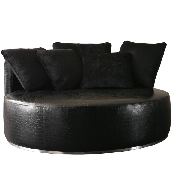 Love Seat Large Pouf Rugiano