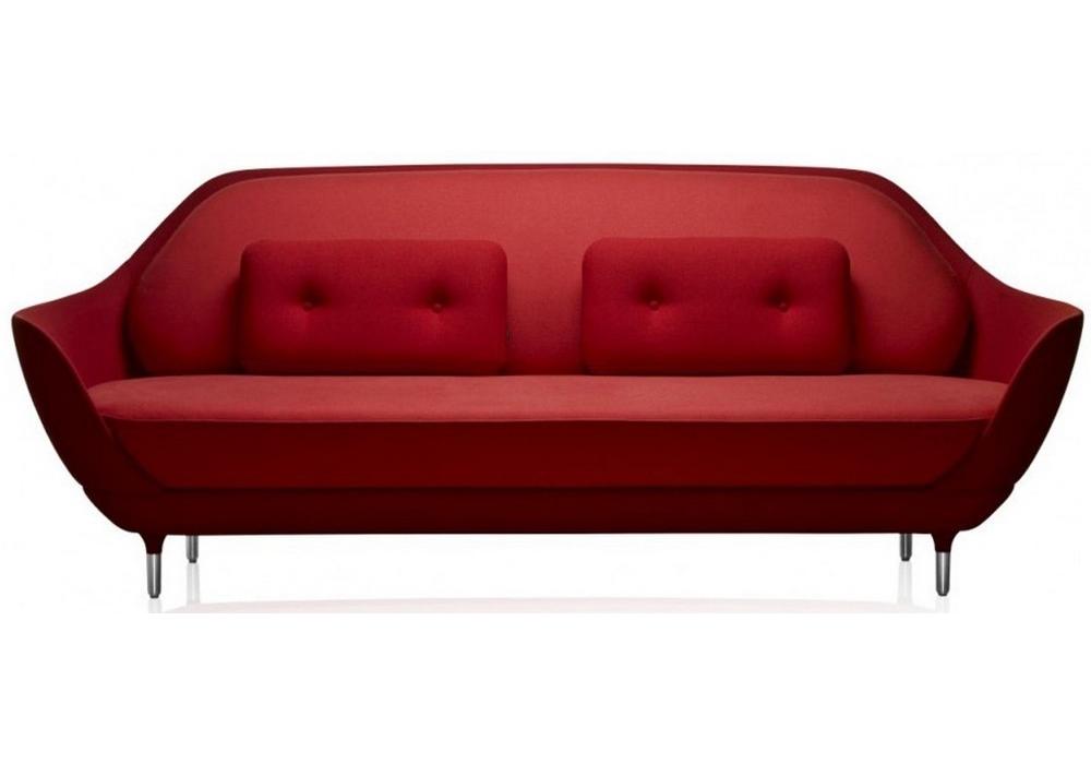 Favn dreisitzer sofa fritz hansen milia shop for Sofa dreisitzer
