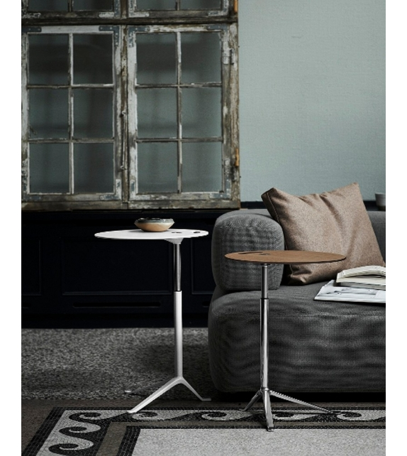 Little Friend Wooden Top Table Fritz Hansen