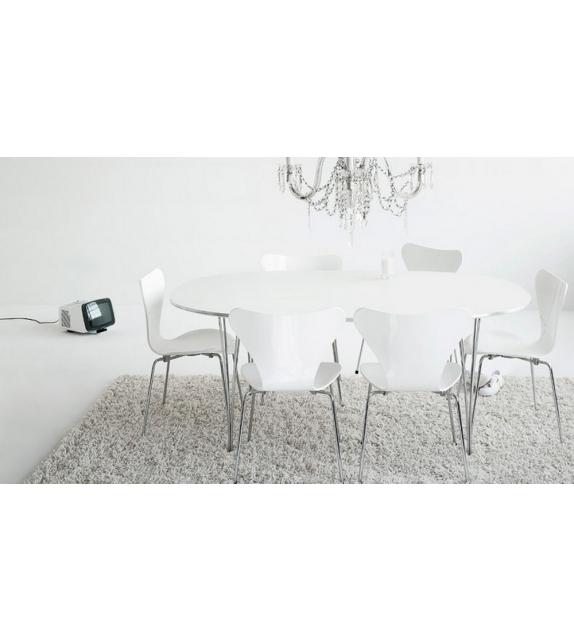 Table Series Super-Elliptical Span Legs Tavolo Fritz Hansen