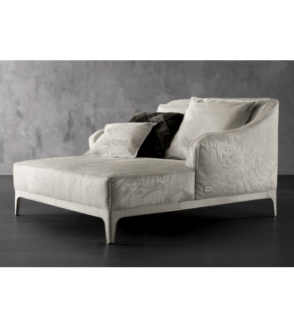 Oscar chaise longue rugiano milia shop for Cat chaise longue