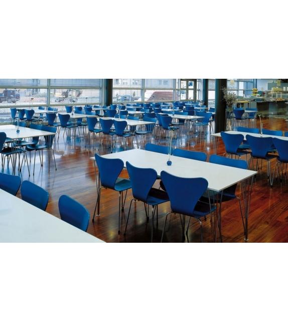 Table Series Span Legs Tavolo Rettangolare Fritz Hansen