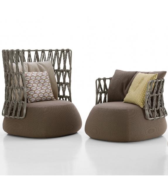 fat sofa outdoor sessel high b b italia milia shop. Black Bedroom Furniture Sets. Home Design Ideas